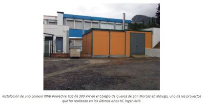 biomasa colegio